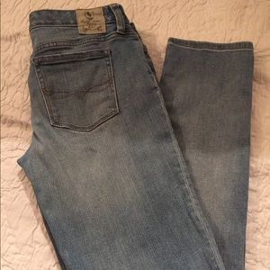 Ralph Lauren Bowery Skinny Jeans EUC, Size 16, $10